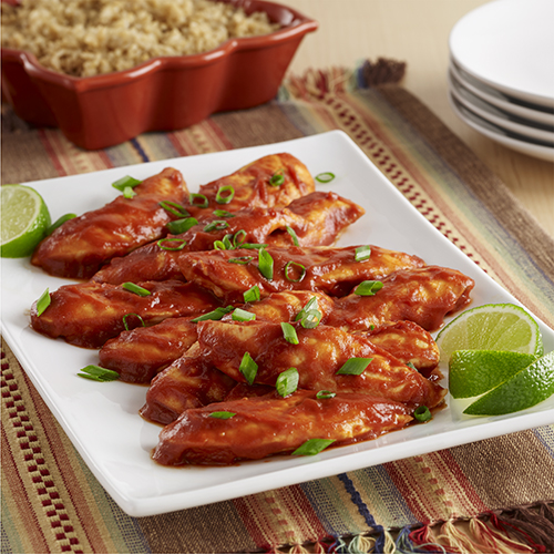Sriracha Chicken Recipe | TasteSpotting