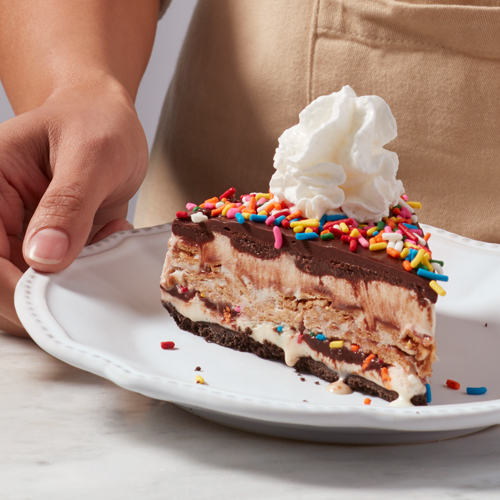 Celebration Ice Cream Cake