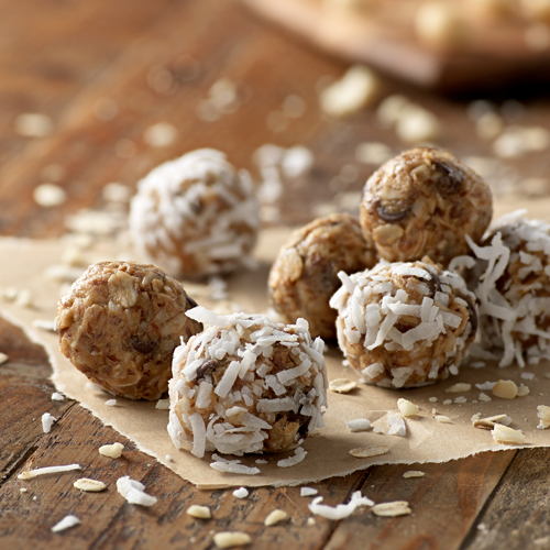 Tropical Energy Balls