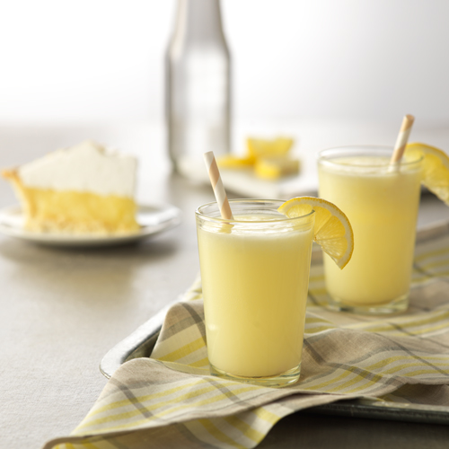 Lemon Pie Float