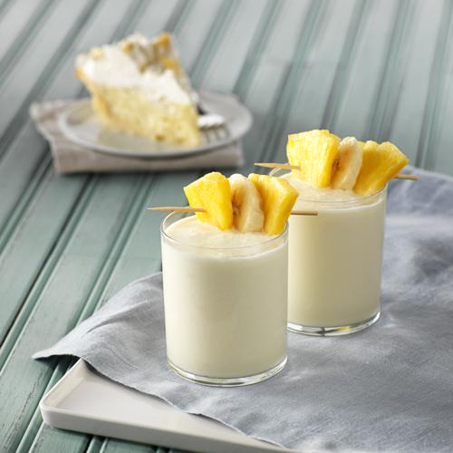 Banana Cream Pie Shake | Ready Set Eat