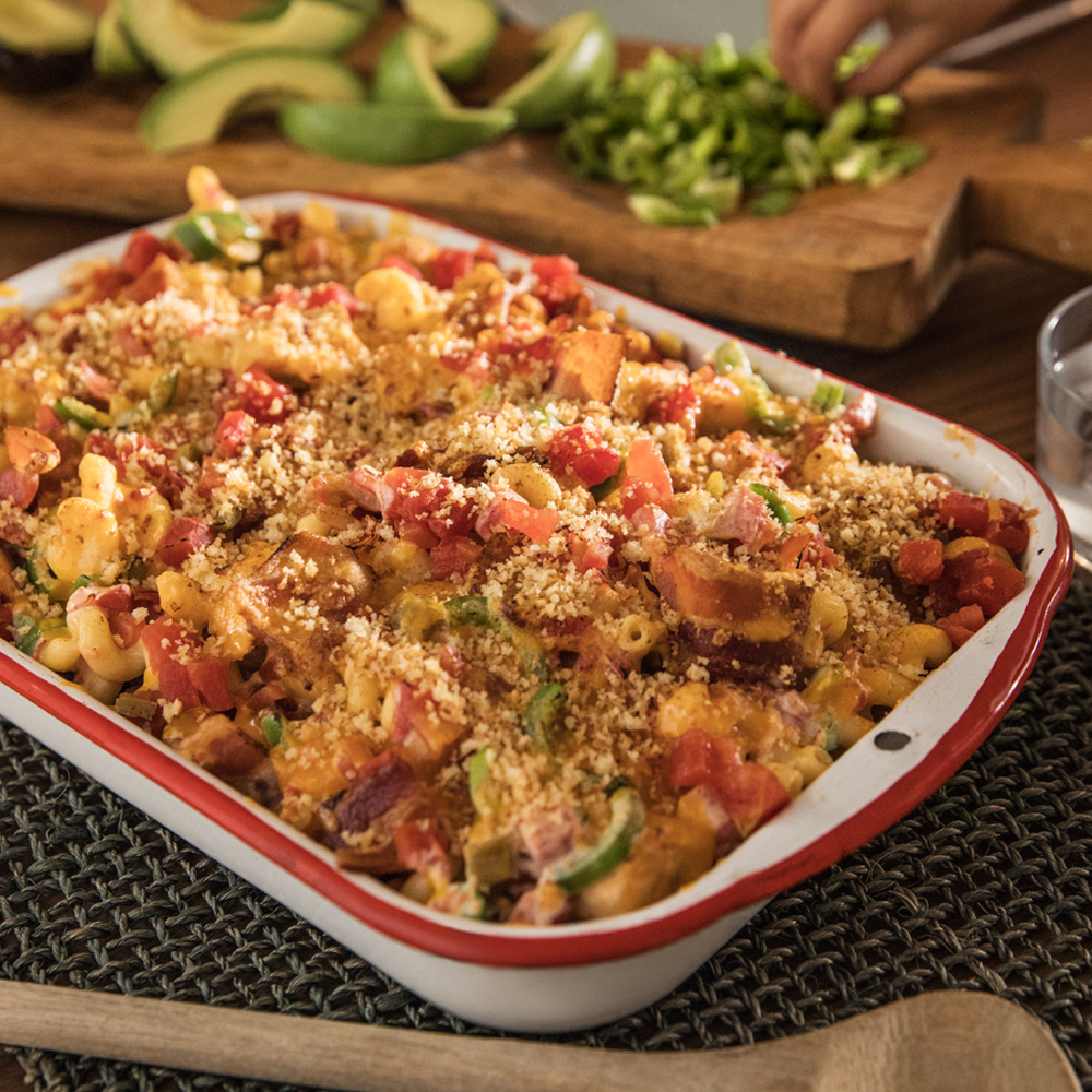 Jalapeno Popper Pasta Bake Ready Set Eat