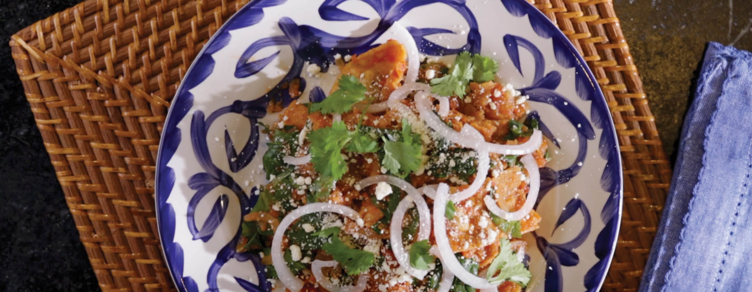 """All Day"" Chilaquiles"