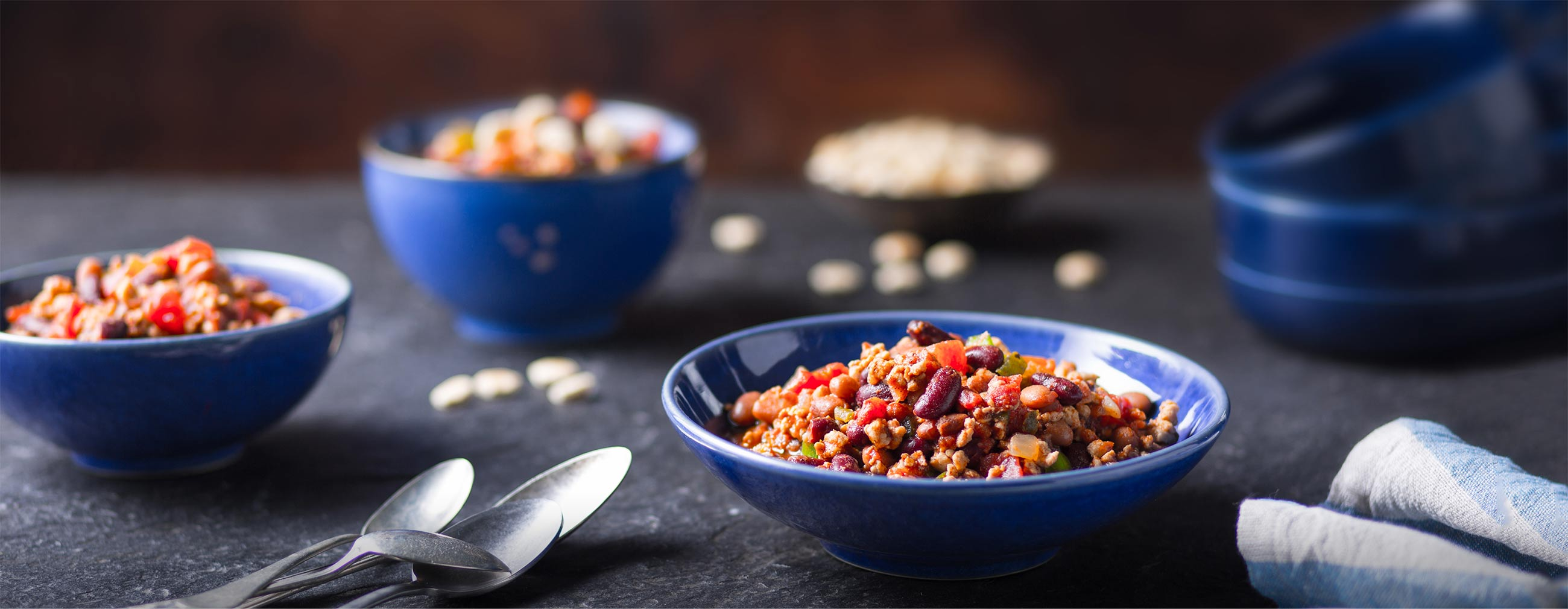 Classic Turkey Chili