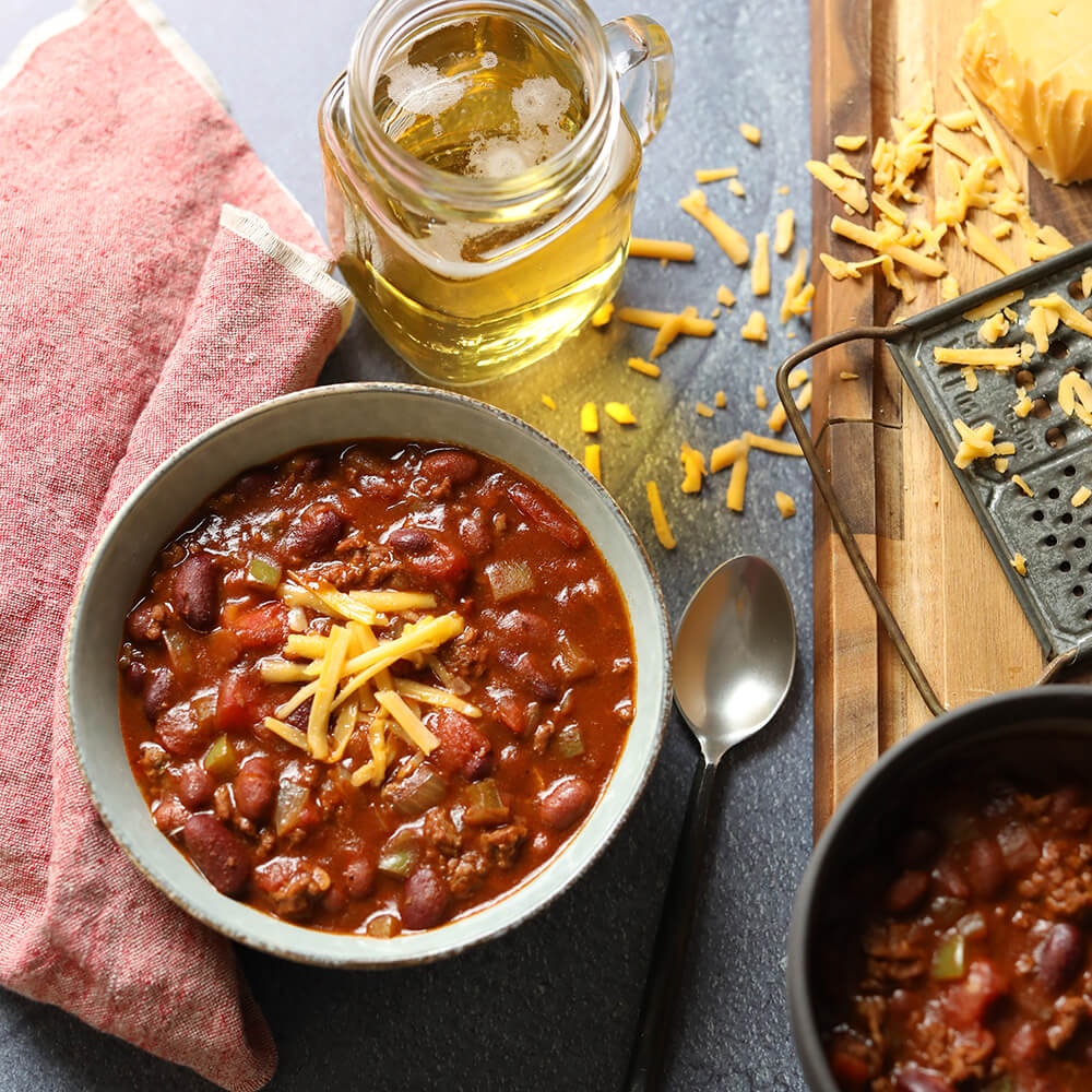 Ultimate Game Day Chili