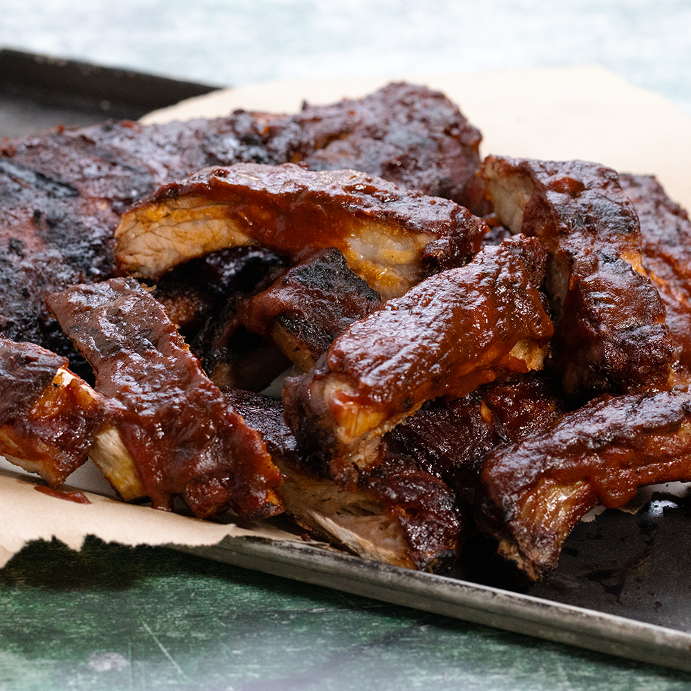 Kansas City Style BBQ Ribs