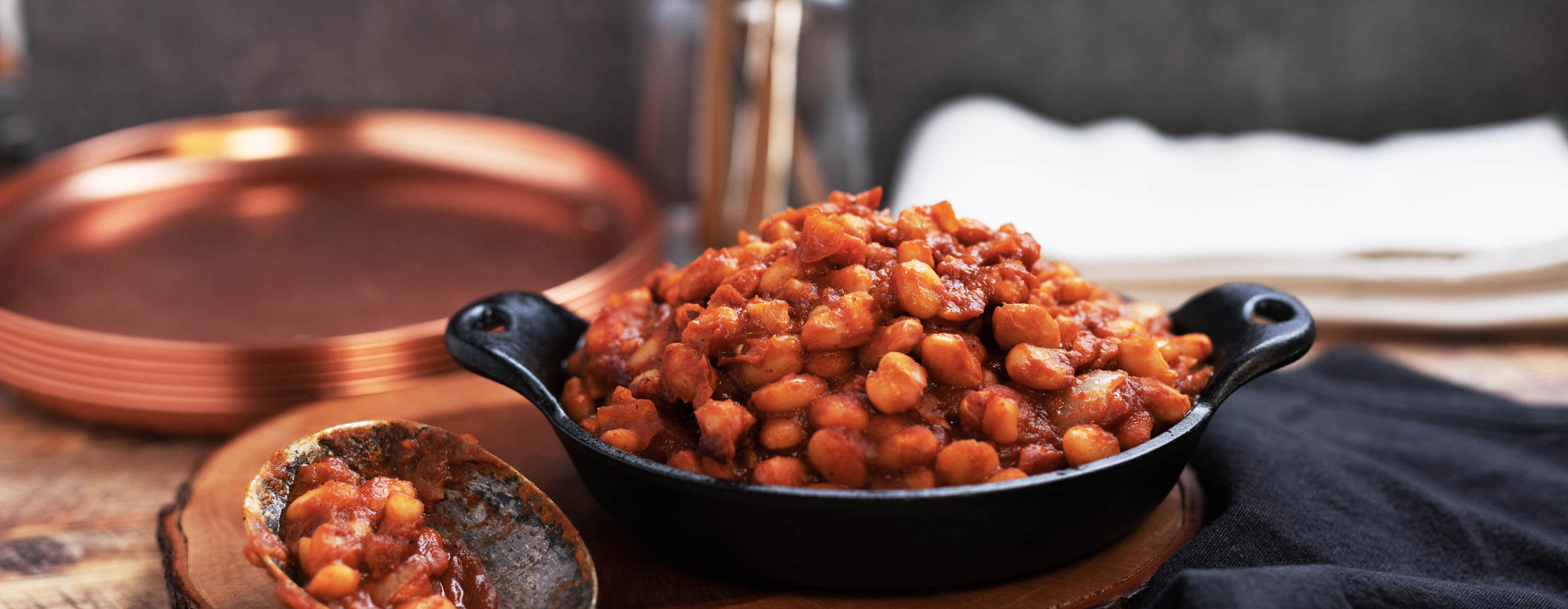 Pressure Cooker BBQ Beans