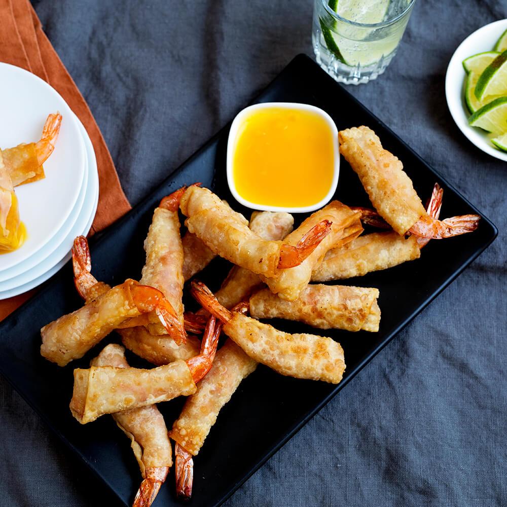 Firecracker Shrimp Ready Set Eat