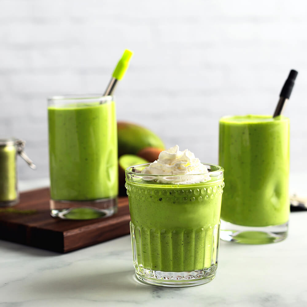 Matcha Green Tea Smoothies