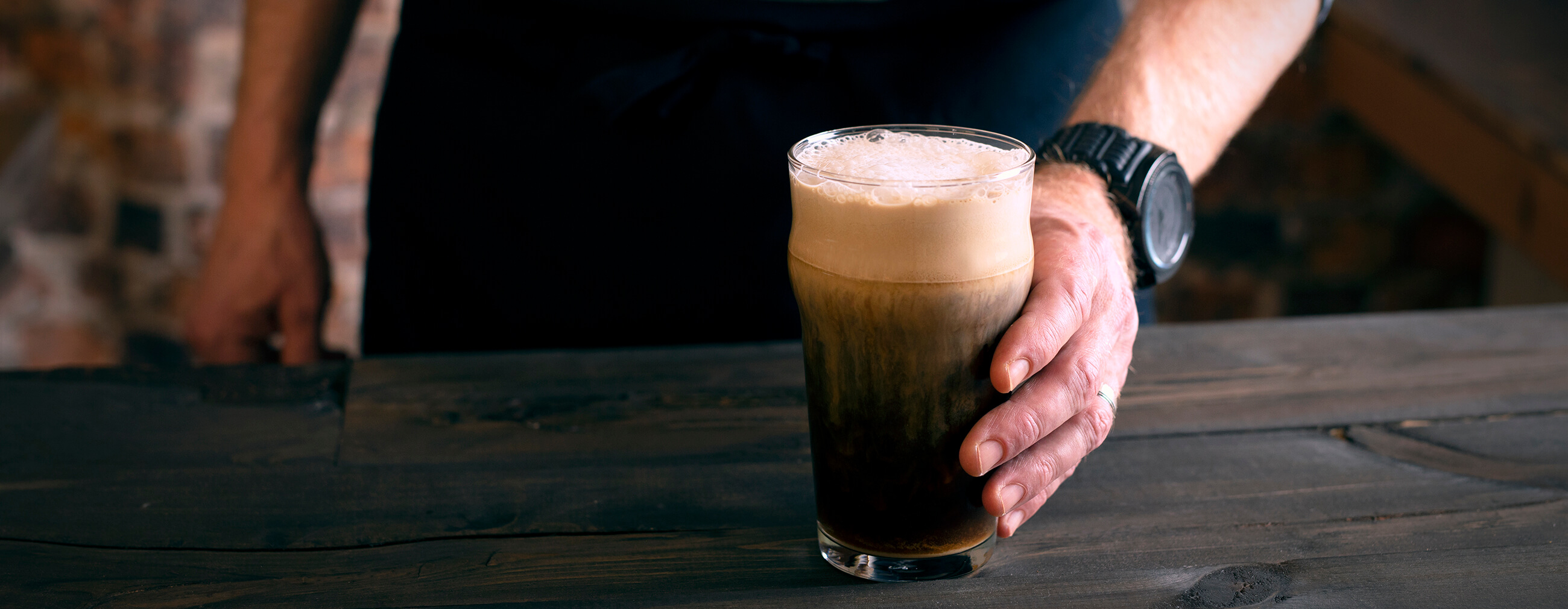 Stout Beer Floats